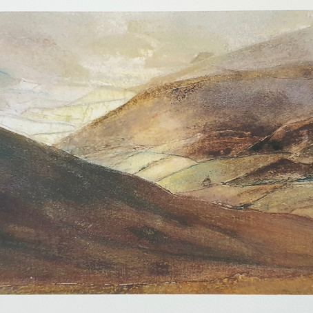 Judith Yarrow: landscape painter in the age of the Climate Emergency