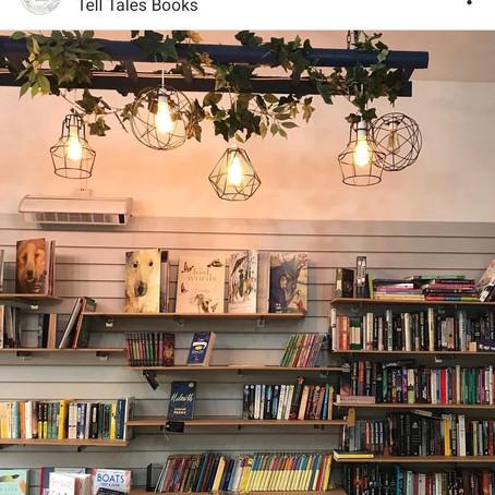 Tell Tales Books in Warrington