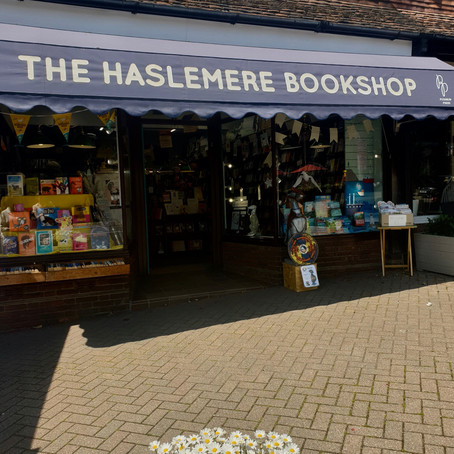 A Shop for the Community: Conversation at The Haslemere Bookshop