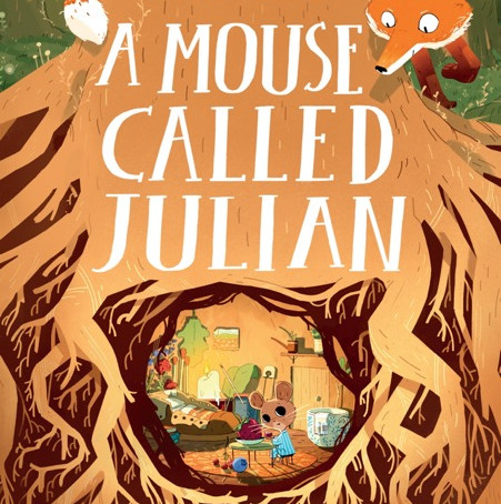 Guest Book Review:            A Mouse Called Julian by Joe Todd-Stanton