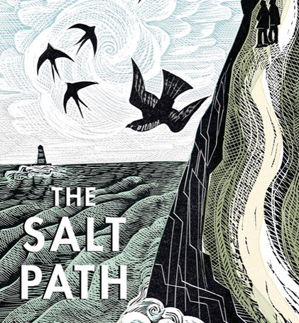 Guest Book Review: The Salt Path by Raynor Winn
