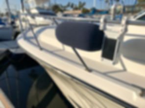 Automatic Boat Fender