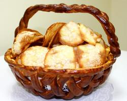 корзинка с печеньем Туиль