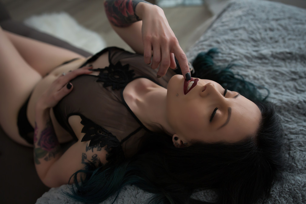 Rosenne Lynn Photography | Boudoir Photographer