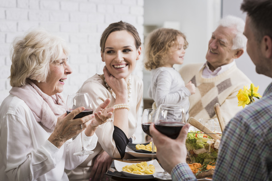 Staying Centered at Holiday Gatherings