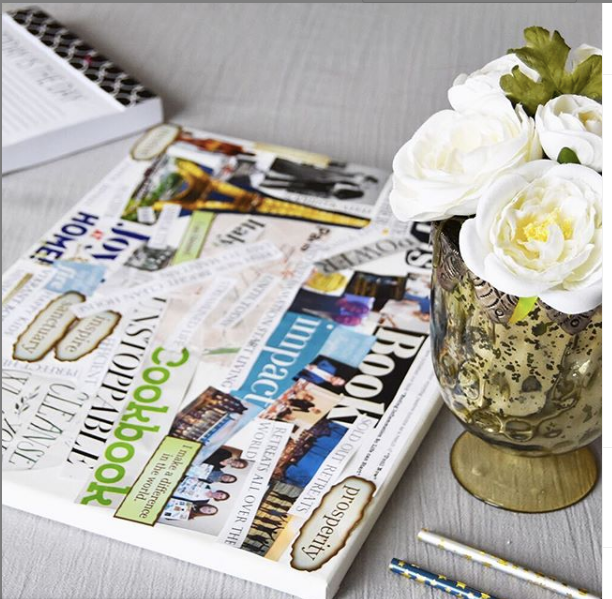 "Your ""How-To"" Guide to Vision Boards"
