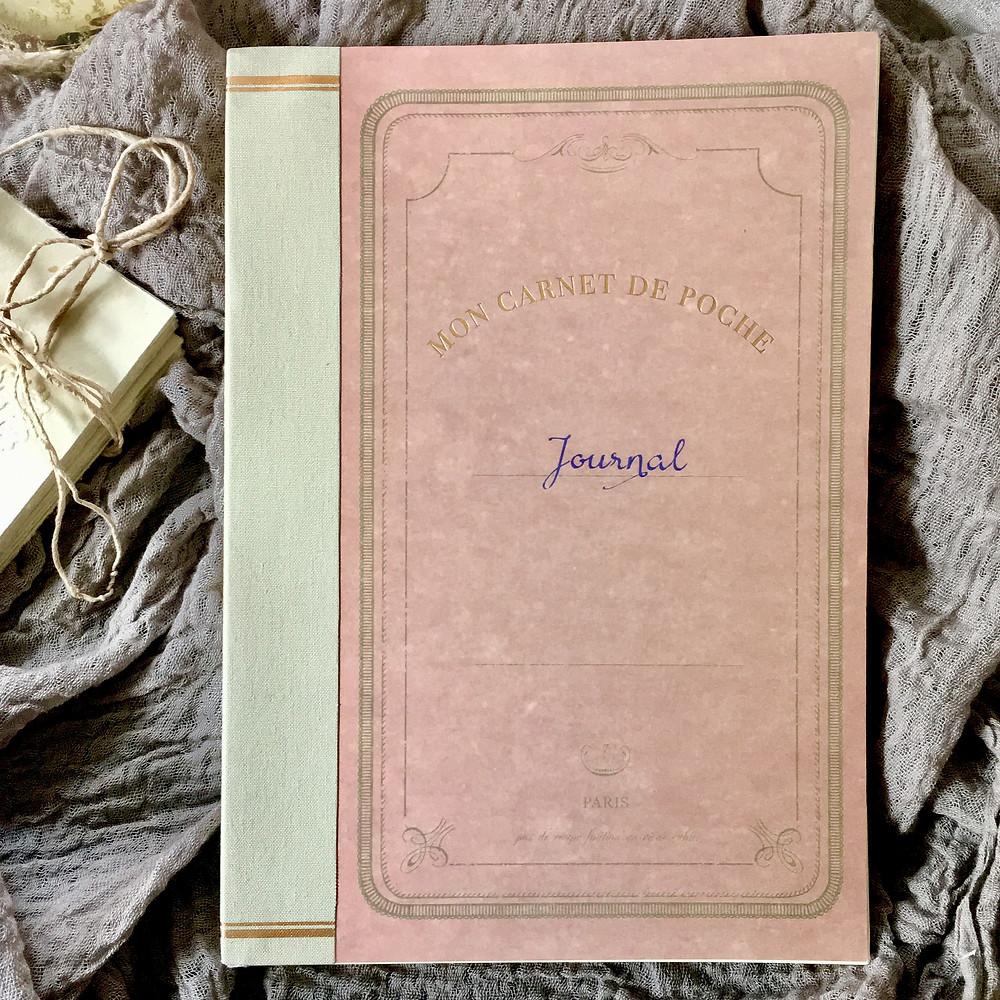 Gratitude journal photo by Kristin Pomeroy