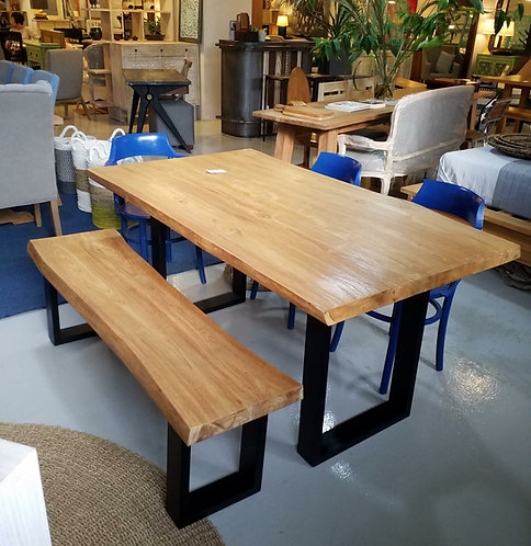 Shanghai Table &  Bench