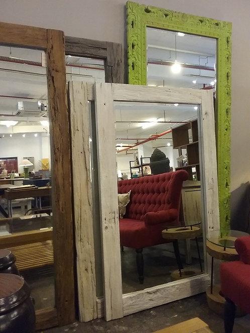 LuLu Driftwood Mirror