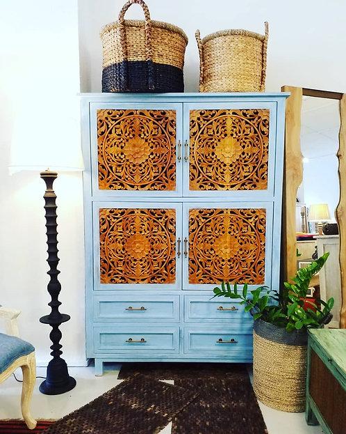 Flower 44 Tall cabinet