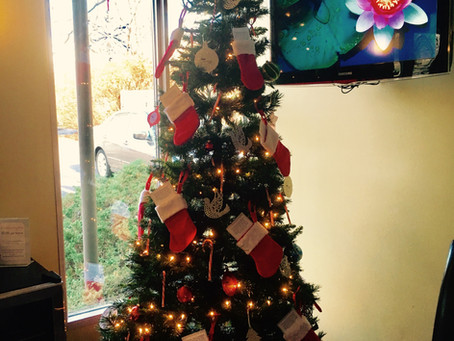 Oh, Stocking Tree