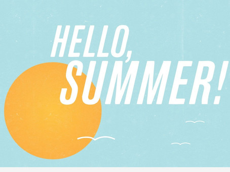 How to Have Your Healthiest Summer!