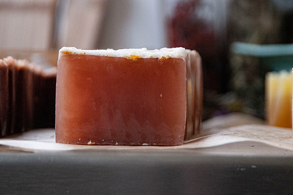 Seasonal Soap Bar