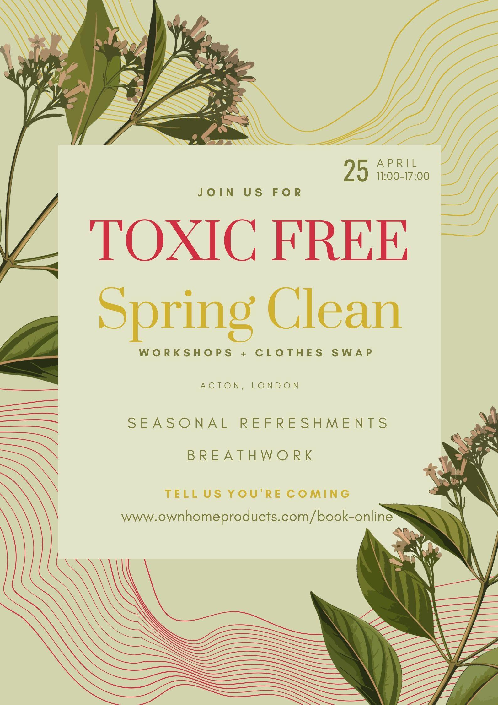 Spring Clean