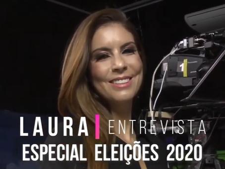 Laura Entrevista (especial eleições)