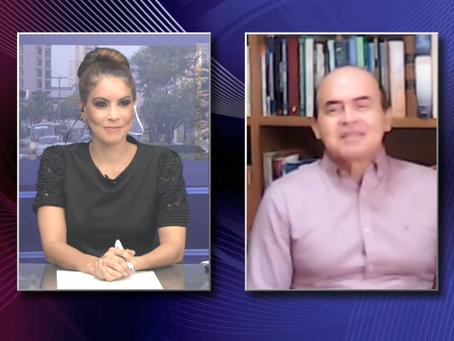 Laura Campos Entrevista - Procurador Domingos Sávio