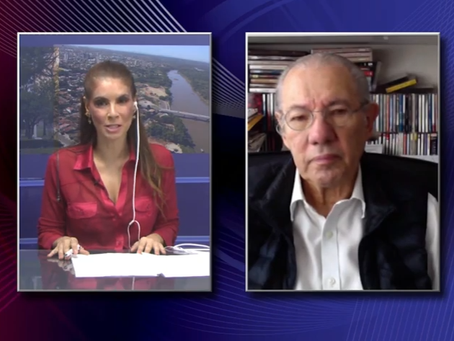 Laura Entrevista - Rubens Barbosa