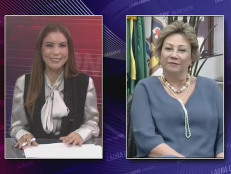 Laura Entrevista - Desemb. Maria Helena Póvoas