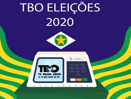 Eleições 2020: Cobertura Especial TBO