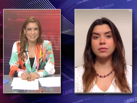 Laura Campos Entrevista - Helena Masullo