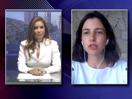 Laura Entrevista - Luisa Moraes