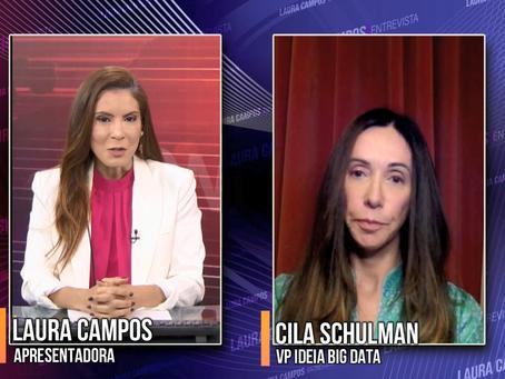 Laura Campos Entrevista - Cila Schulman