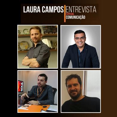 Laura Campos Entrevista - Especial Comunicação