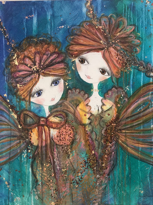 Turquoise Summer Muses