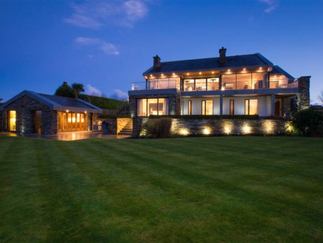 Revealed: The 10 Most expensive houses for sale in Northern Ireland!
