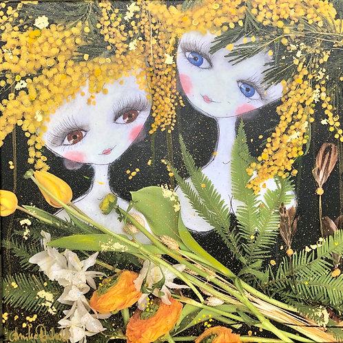 Fröknarna Mimosa
