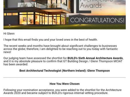 BUILD Architecture Awards 2020