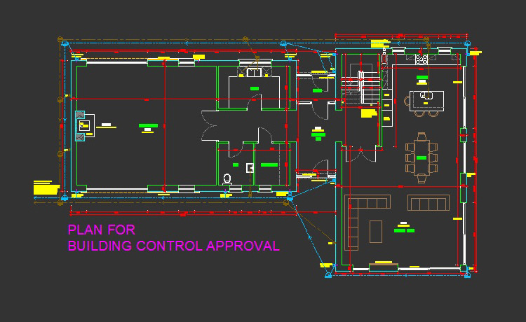 Building Control Application