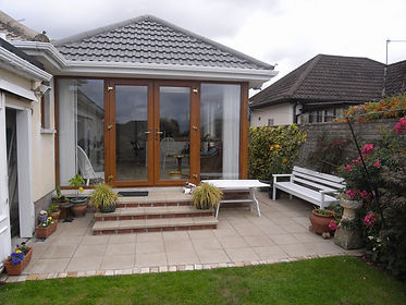 Sunroom extension