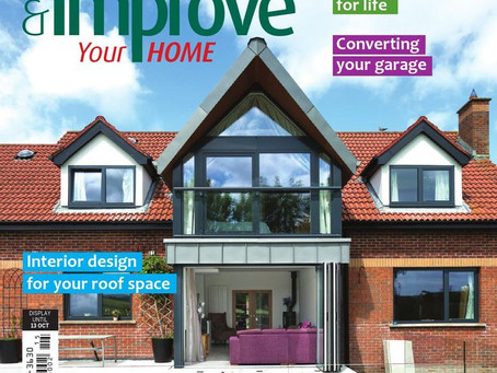 Check This Out! My Project Featured in the SelfBuild Magazine.
