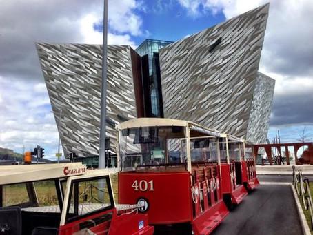 Belfast is Open!