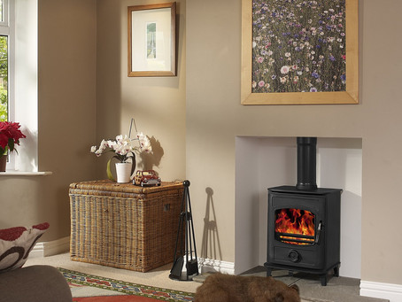 Top 5 Reasons to Buy a Wood Burning Stove