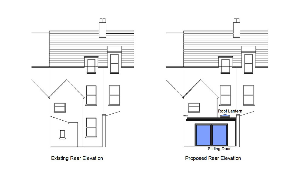 Extension. Planning. Building Control. Design.