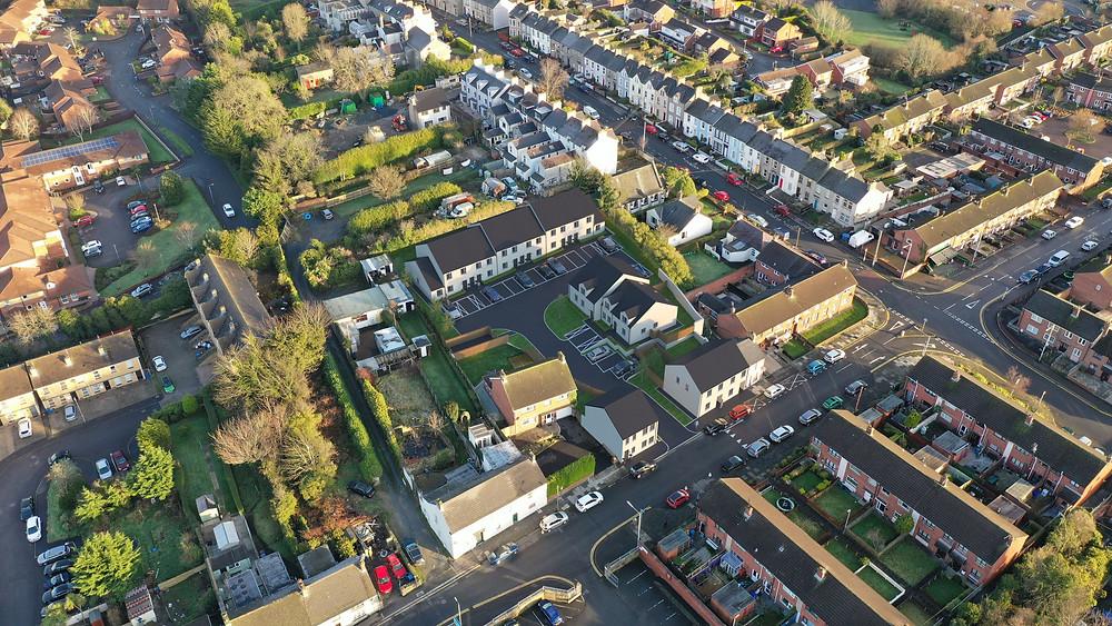 New housing development