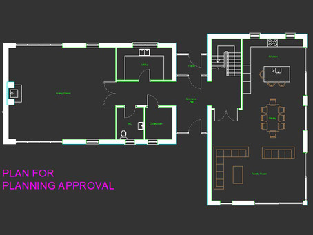 Planning Permission V Building Control Approval