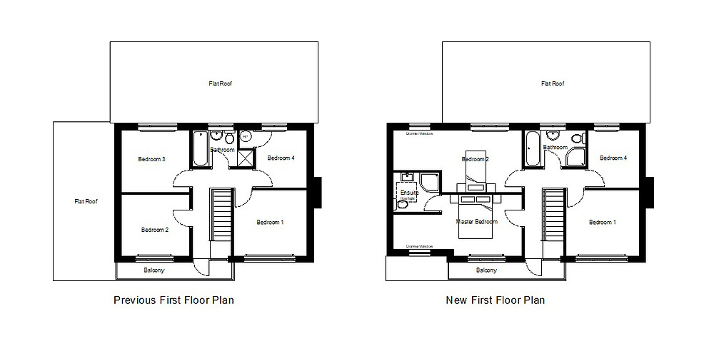 Extending the first floor