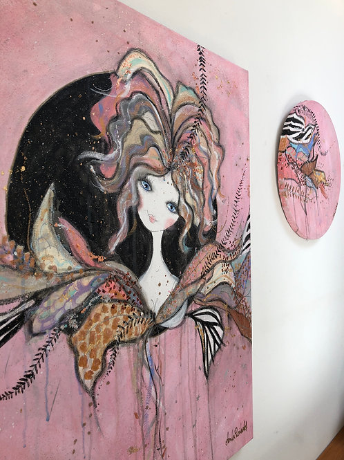 Pink Moon I & II