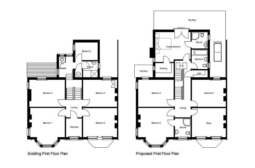 Extension to a dwelling