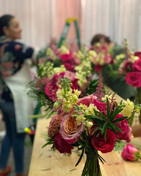 Standing Bouquets