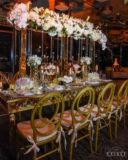Gorgeous tablescape ❤️_Wedding _ Corpora