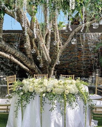 Gorgeous outdoor wedding🌿🍃 Wedding _ C