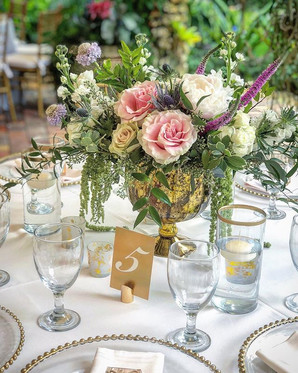 Garden inspired design ❤️🍃 Wedding _ Co