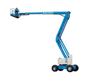 60ft  Articulated Boom
