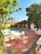 Hotel Camoruo: piscina y zonas húmedas