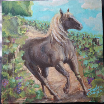More paintings 2018