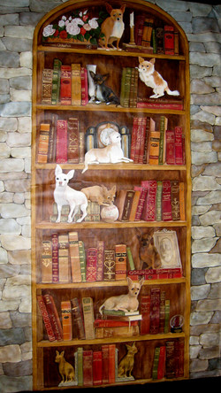 Parks Bookcase